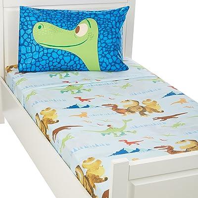 Disney/Pixar Good Dinosaur Trio 3 Piece Twin Sheet Set