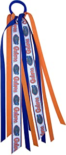 Divine Creations NCAA Florida Gators Girls ES1-Flflorida Fan Tails, Royal, One Size