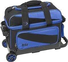 BSI Double Roller Black/Blue