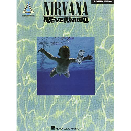 Nirvana Sheet Music: Amazon com