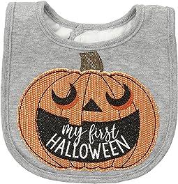 Mud Pie - My First Halloween Bib