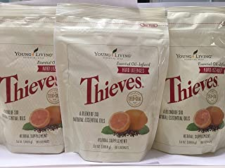 young living thieves cough drops ingredients