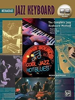 complete jazz keyboard method intermediate jazz keyboard