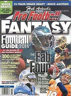 Pro Football Now Fantasy Football Guide 2014