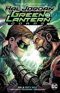 Hal Jordan and the Green Lantern Corps Volume 6: Rebirth