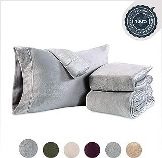 Best berkshire velvet soft sheet set Reviews