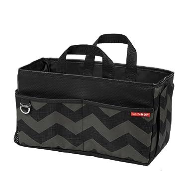 Skip Hop Style Driven Car Storage Box, Black