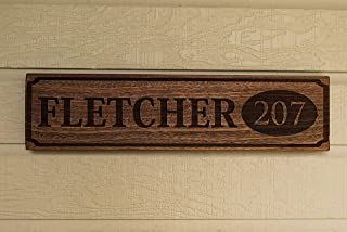 Best wooden signs engraved Reviews