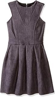 Girls' Big Girls' Chiara Grey Dress