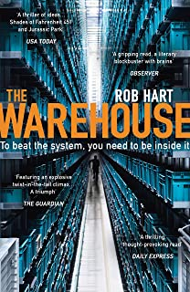 The Warehouse: A brilliantly imagined, thought-provoking and exciting Orwellian thriller (English Edition)