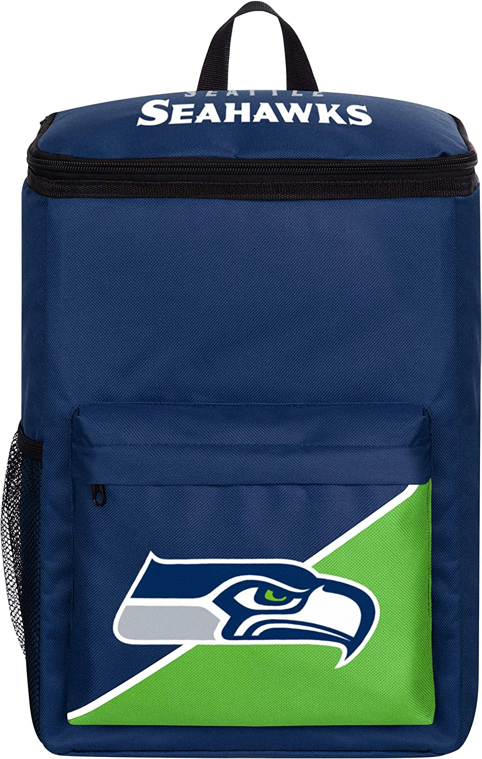 Inexpensive Seattle Seahawks Indianapolis Mall NFL Backpack Cooler