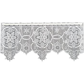 Lamp Topper Door Swag Heritage Lace SLEIGH RIDE 4-Way: Valance Mantle Runner