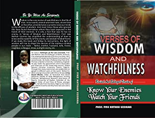 VERSES OF WISDOM AND WATCHFULNESS