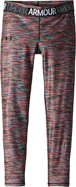 Under Armour Kids HeatGear® Armour Novelty Leggings (Big Kids)