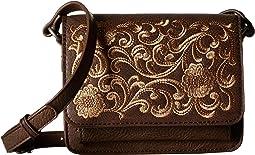 Shawnee Crossbody Flap Bag