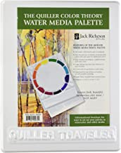 Jack Richeson Quiller Covered Travel Palette