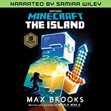Minecraft: The Island (Narrated by Samira Wiley): An Official Minecraft Novel
