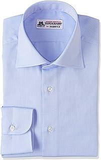 [フェアファクス] トーマスメイソンバスケットワイドカラーシャツ 8500 メンズ