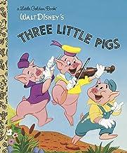 The Three Little Pigs (Disney Classic) (Little Golden Book)