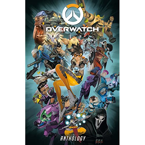 Image of: Overwatch Digital Overwatch Anthology Volume Amazoncom Overwatch Comics Amazoncom