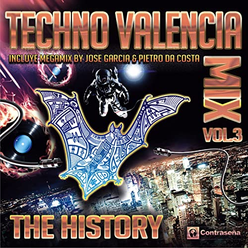 Techno Valencia Mix (The History) Back to the 90s Vol. 3 de ...