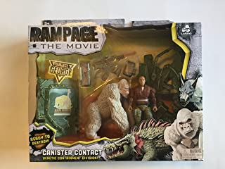 Best rampage the movie toys Reviews