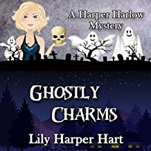 Ghostly Charms: A Harper Harlow Mystery, Book 14
