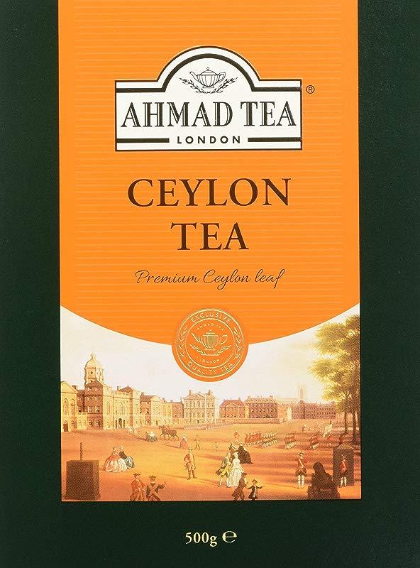 Ahmad Tea Of London Ceylon Tea Loose Tea 500ge 17 6 Oz