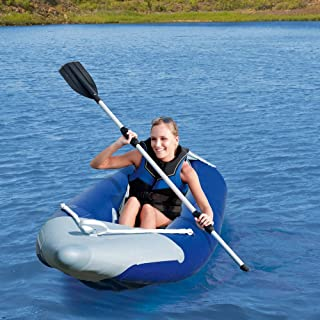 Ozark Trail Water Wheeler 2-Man ASL Electric Pedal Boat with Canopy, Blue