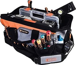 Tactix 323141 Gate Mouth Tool Bag, 20