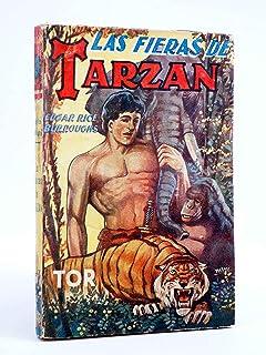 TARZÁN 3. Las Fieras De Tarzán. Tor
