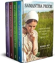 Amish Women of Pleasant Valley Boxed Set Books 1 - 4: The Amish Woman and Her Last Hope, The Amish Woman and Her Secret Baby, The Amish Widower's Promise, The Amish Visitors (Amish Romance Box Set)