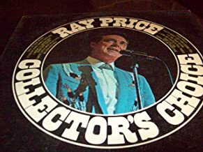 RAY PRICE - collector's choice HARMONY 11172 (LP vinyl record)
