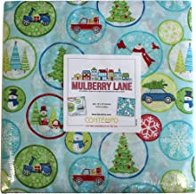 Cherry Guidry Mulberry Lane 10X10 Pack 42 10-inch Squares Layer Cake Benartex