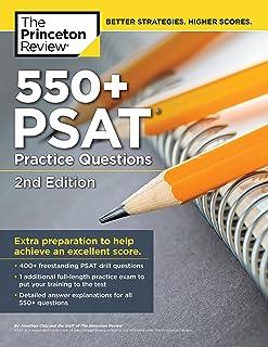 552 PSAT Practice Questions