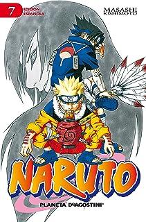 Naruto nº 07/72 (Manga Shonen)