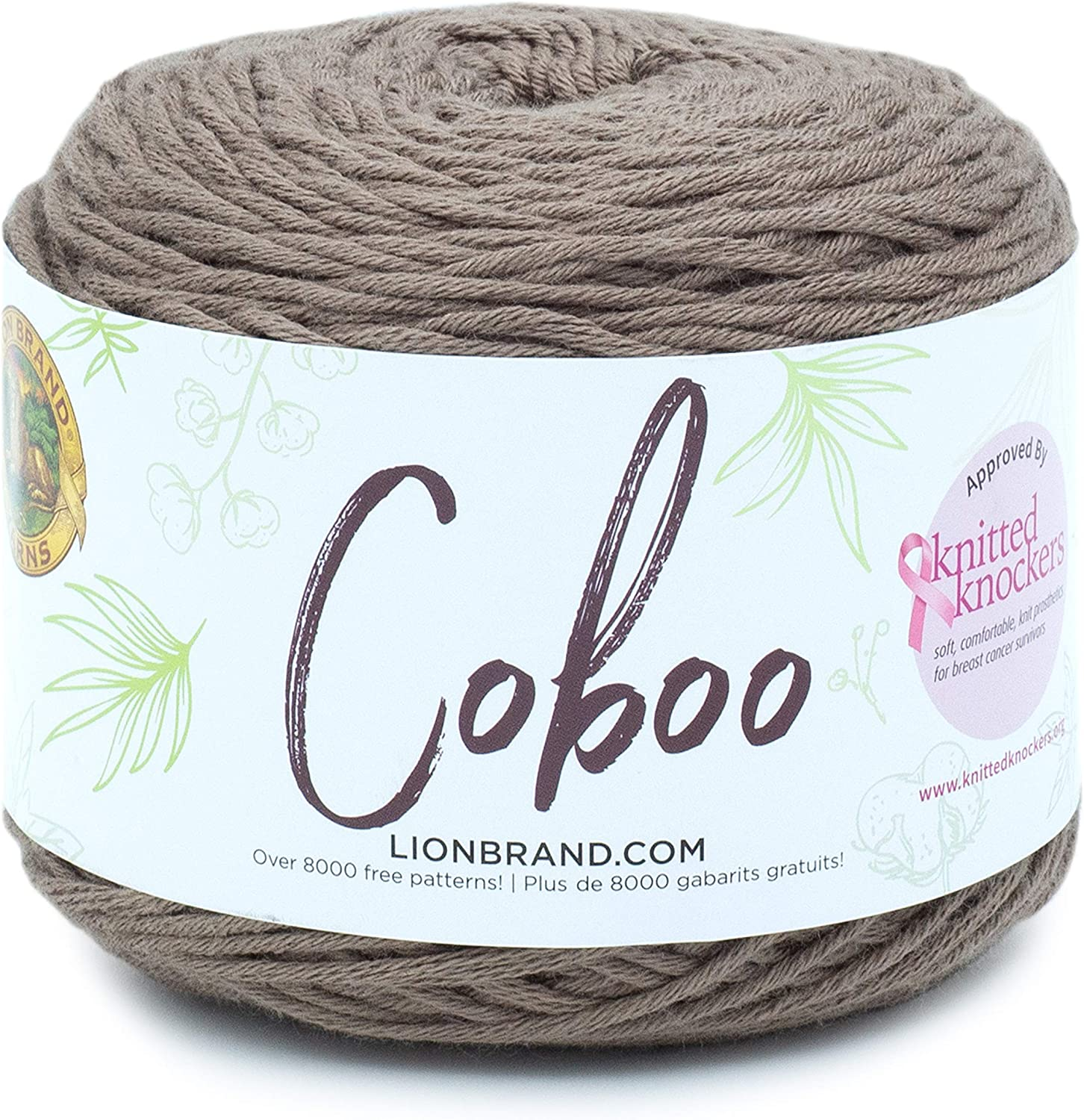LION favorite BRAND YARN Clearance SALE Limited time TAUPE COMPANY COBOO