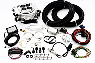 Holley Sniper Polished EFI Fuel Injection System Complete Master Kit 550-510K