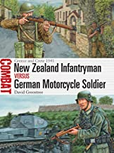 New Zealand Infantryman vs German Motorcycle Soldier: Greece and Crete 1941 (Combat Book 23)