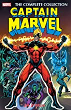 Best captain marvel by jim starlin the complete collection Reviews