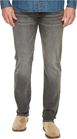 Lucky Brand - 121 Heritage Slim in Garrison Grey