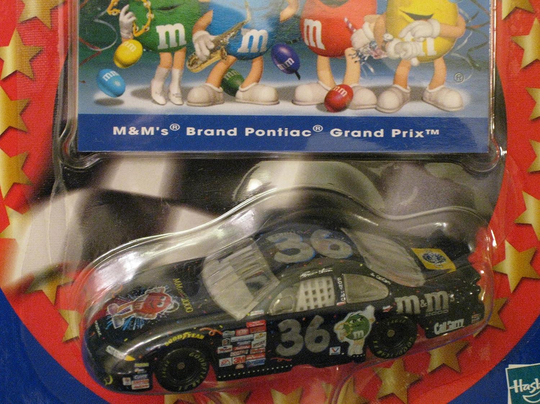 Hasbro Winner's Circle  36 Car M&M's Brand Pontiac Grand Prix Nascar 2000