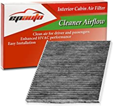 EPAuto CP173 (CF11173) Replacement for Nissan Premium Flexible Cabin Air Filter includes Activated Carbon