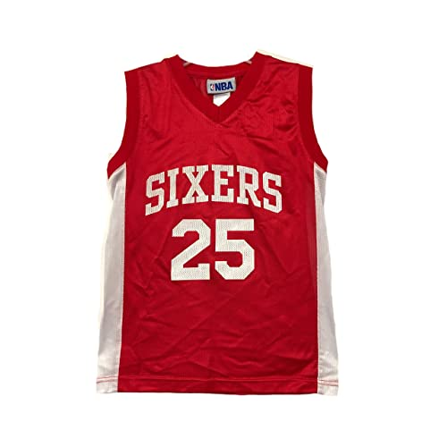 cc208ee5af59 Outerstuff NBA Boys Youth 8-20 Player Name   Number Mesh Replica Jersey