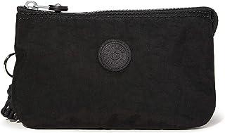 Kipling CREATIVITY L, POUCHES/CASES femme, Black Noir, 4x18.5x11 cm