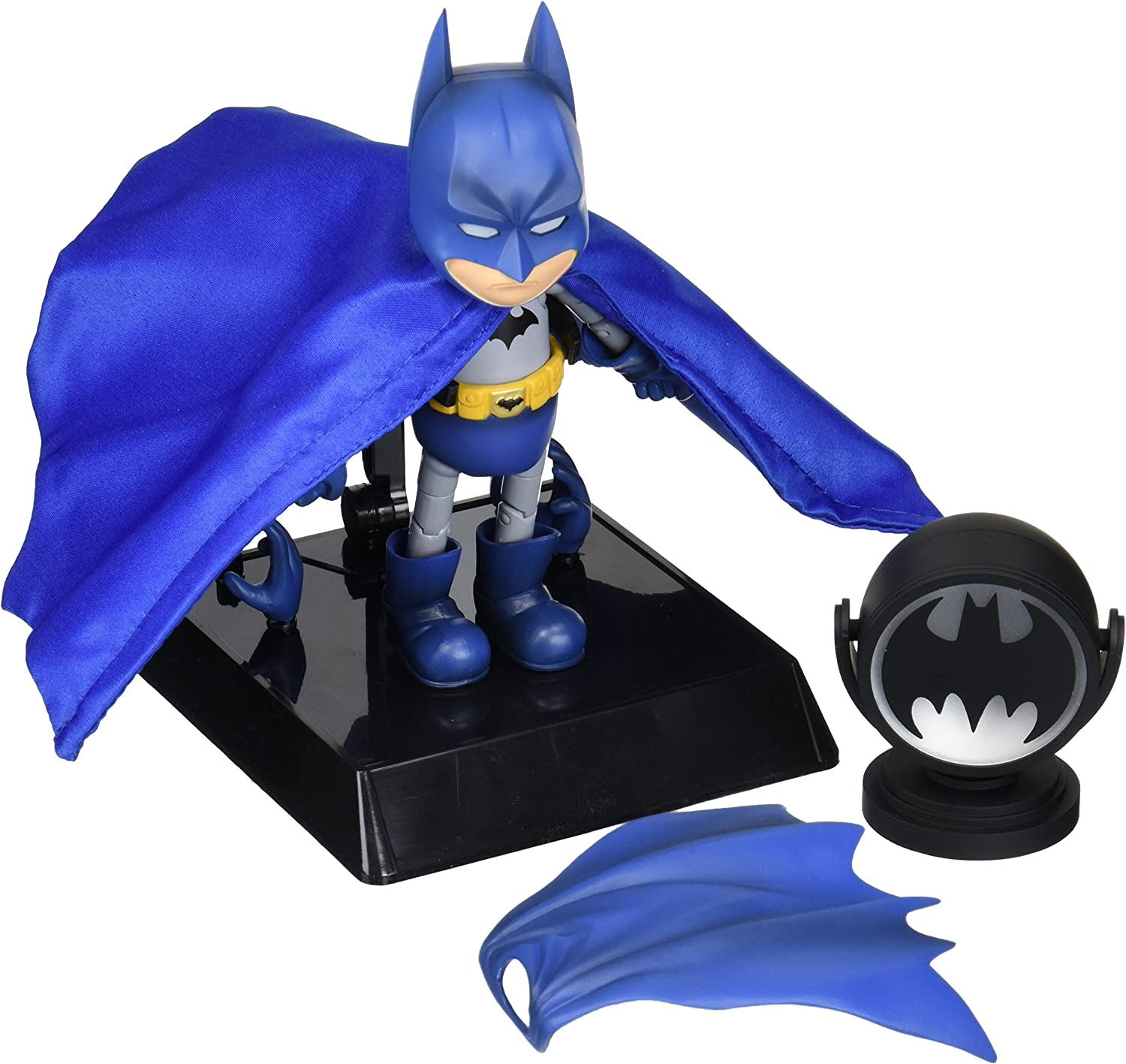 Herocross Hybrid Metal Figuration Batman  Dc Comics  Sdcc 2015 Version