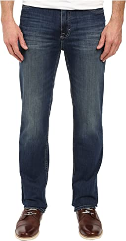 Calvin Klein Jeans Straight Leg Jean in Authentic Blue Wash