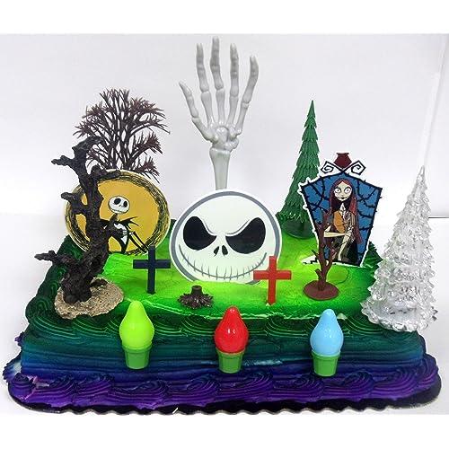 Jack Skellington Cake Amazoncom