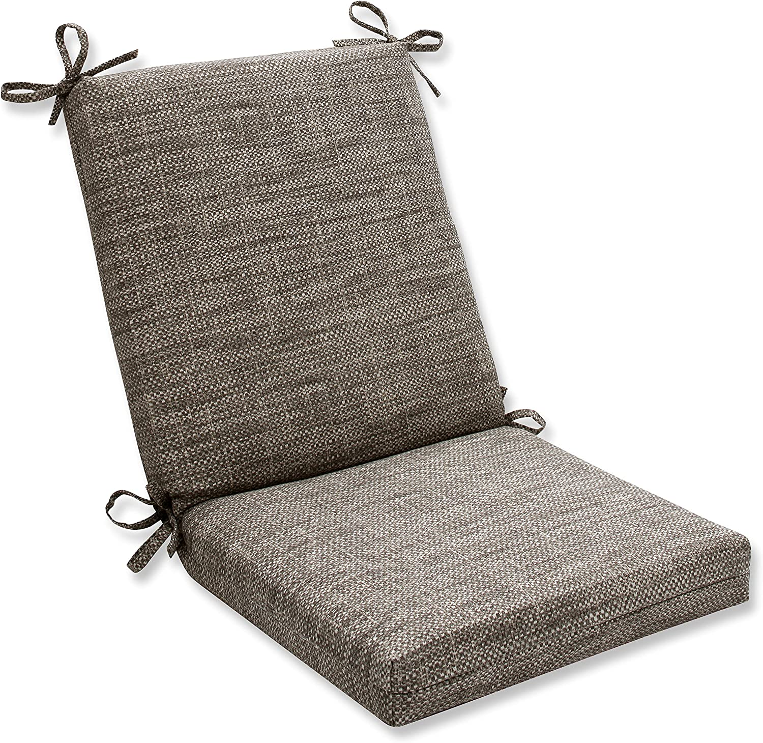 Pillow Perfect Outdoor Indoor Remi Patina Squared Corners Chair Cushion