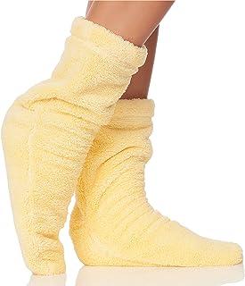 Calcetines Pantuflas de Casa Invierno Mujer LL0029
